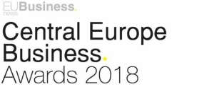 Grafik: Central Europe Business Award 2018 -