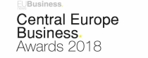 Logo: Central Europe Business Awards 2018 -