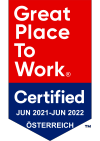 Logo: Great Place To Work -